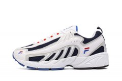 Кроссовки Fila Adrenaline Low White Blue Orange (1010827-92E) - оригинал в Украине