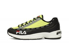 Кроссовки Fila DSTR97 Black Yellow (1010570-12N) - оригинал в Украине