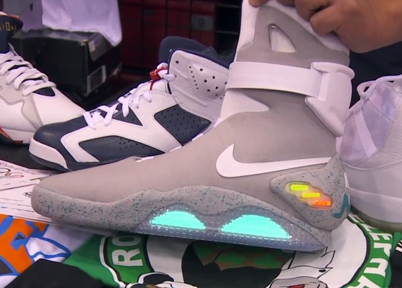 Sneaker Con NYC Featured на Fuse TV - Видео - блог Styles.ua