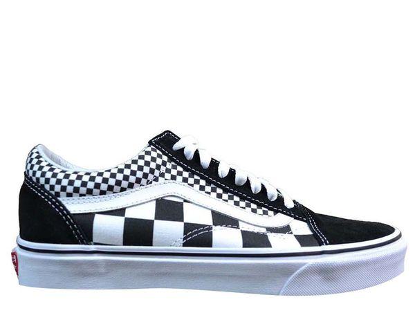 Кеды Vans Old Skool Mix Checker (VA38G1Q9B) - купить оригинал в ... 9c0a93542fbb8