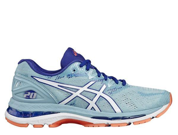 c087409a Кроссовки для бега Asics Gel Nimbus 20 Blue - купить оригинал в ...
