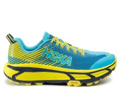 Кроссовки для бега Hoka One One One One Evo Mafate 2 Blue Yellow - оригинал в Украине
