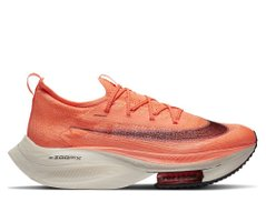 Кроссовки для бега Nike Air Zoom Alphafly Next% Orange - оригинал в Украине