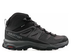 Кроссовки для бега Salomon X Radiant Mid Gtx Black Grey - оригинал в Украине