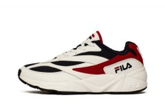 Кроссовки Fila Venom Low White Black (1010255-01M), 45