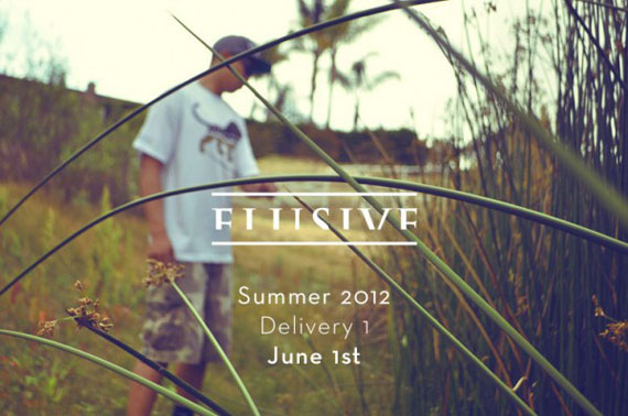 Одежда Elusive на лето 2012 - Elusive Summer 2012 D1 - Lookbook
