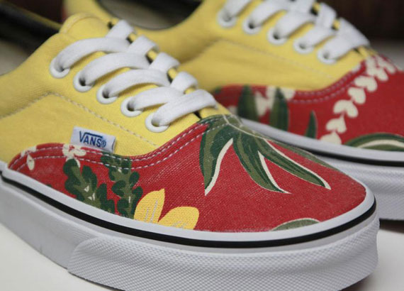 Серия кед Van Doren от Vans Era [Hawaiian]
