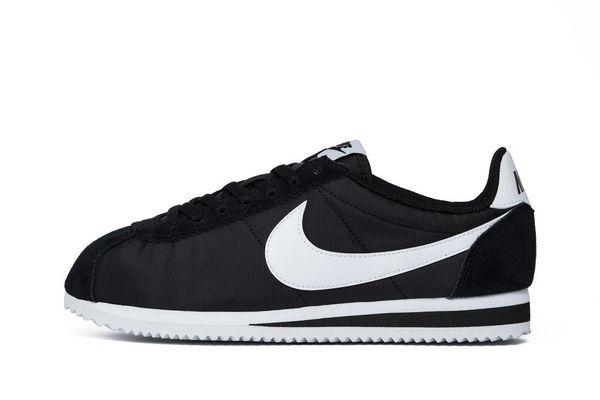 f55ea273 Кроссовки Nike Classic Cortez Nylon Black (807472-011), 42, Nike Cortez ...