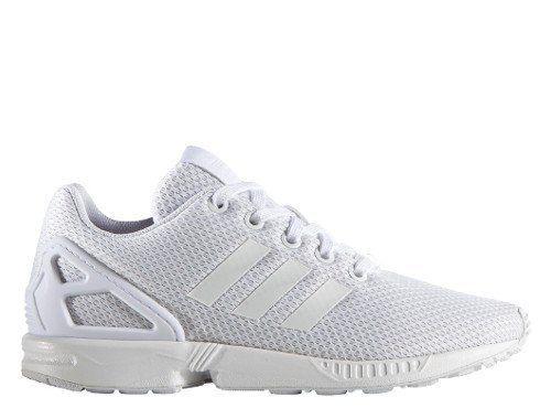 14a347ec Кроссовки adidas ZX Flux Kids White (S81421) - купить оригинал в ...