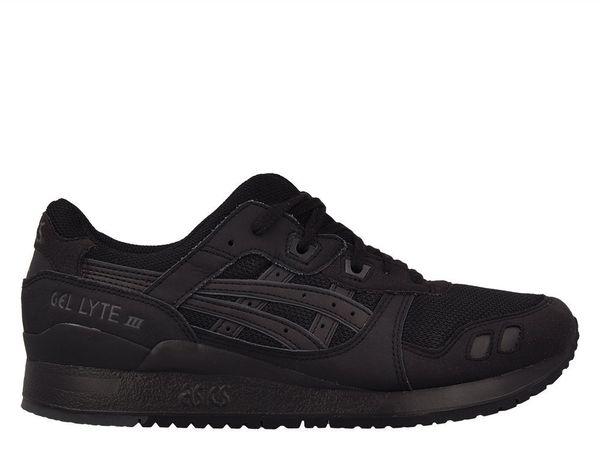 513b9ab375494d Кроссовки Asics Gel-Lyte III Black (H7N3N-9090) - купить оригинал в ...