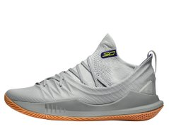 Кроссовки Under Armour Curry 5 Gray (3020657-105), 44.5
