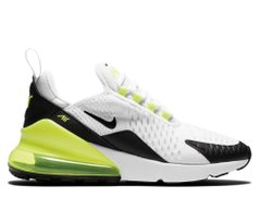 Кроссовки Nike Air Max 270 (GS) White (DC1418-100) - оригинал в Украине