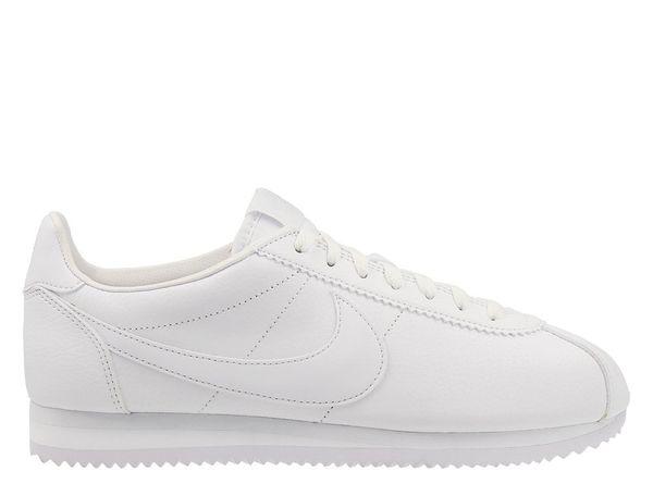 5327f545 Кроссовки Nike Classic Cortez Leather White (749571-111), 45, Nike Cortez  ...