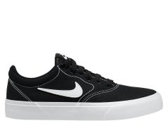 Кроссовки Nike SB Charge Canvas (GS) Black (CQ0260-001), 40