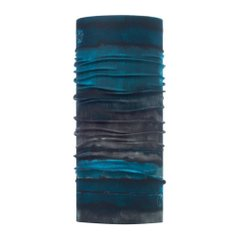 Buff Rotkar Deep Teal Coolnet UV+ Neckwear Grey Turquoise, One Size, Для бега и тренировок