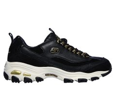 Кроссовки Skechers DLites Premium Heritage Golden Idea Black (149107-BKGD), 40