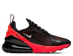 Кроссовки Nike Air Max 270 (GS) Red Black (943345-018), 40, Nike Air Max