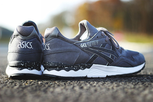 Кроссовки Asics Gel Lyte V [Grey Speckle]
