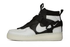 Кроссовки Nike Air Force 1 Utility Mid Black White (AQ9758-100), 45.5, Nike Air Force 1