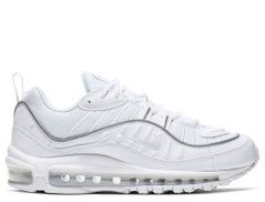 Кроссовки Nike W Air Max 98 White Blue (AH6799-114), 40.5, Nike Air Max