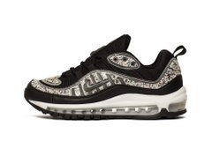 Кроссовки Nike Wmns Air Max 98 LX Black Multicolor (AV4417-001), 40.5, Nike Air Max