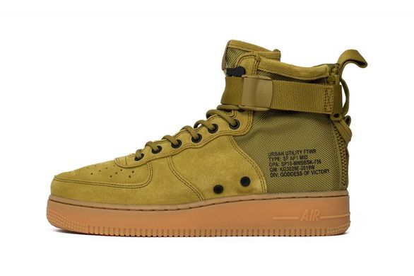 dfef37e80ed9 Кроссовки Nike Air SF Force 1 Mid (917753-301) - купить оригинал в ...