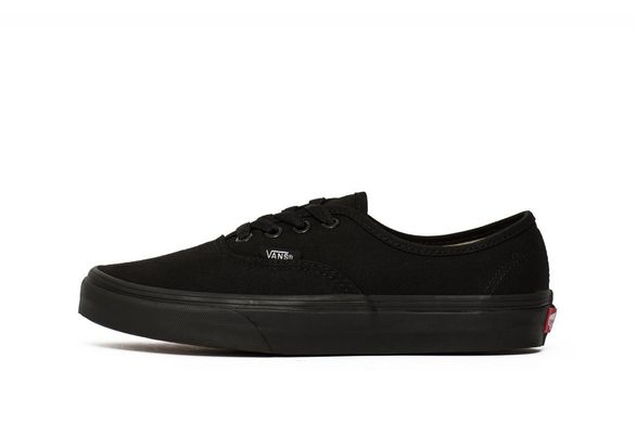 Кеды Vans Authentic Black (VEE3BKA) - оригинал в Украине