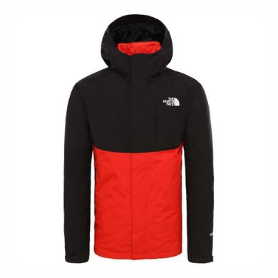 Куртка The North Face Mountain Light Triclimate Black Red (NF0A3SS3TJ2) - оригинал в Украине