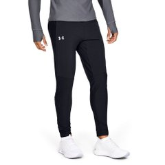 UNDER ARMOUR QUALIFIER PANT Black, Одежда для бега, L