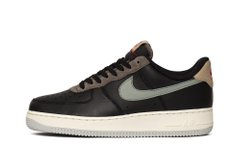 Кроссовки Nike Air Force 1 Low Black (BV0322-002), 46, Nike Air Force 1