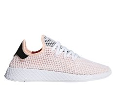 Кроссовки adidas Deerupt Runner Pink White Black (B28075) - оригинал в Украине