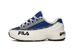 Кроссовки Fila DSTR97 Blue White (1010570-02B), 44