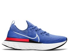 Кроссовки для бега Nike React Infinity Run Flyknit Blue (CD4371-400) - оригинал в Украине