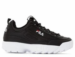 Кроссовки Fila Disruptor Low Black White (1010262-25Y) - оригинал в Украине