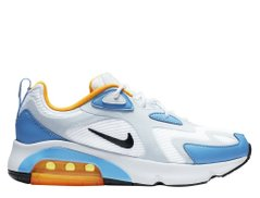 Кроссовки Nike W Air Max 200 White Grey Blue (AT6175-101), 39, Nike Air Max